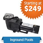 Salt Friendly Pool Pump