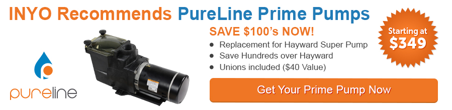 PureLine Prime Pump