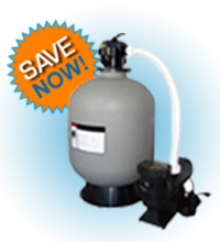 pump & filter systems