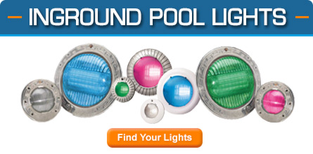 Swimming Pool Lighting - Pool Lights - INYOPools.com
