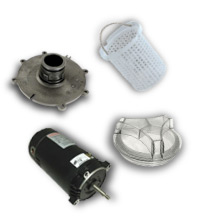 Pool Pump Parts - INYOPools com