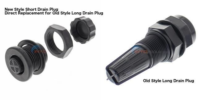 Pureline Drain Plug Assembly Ne6170 Nep2123 Inyopools Com