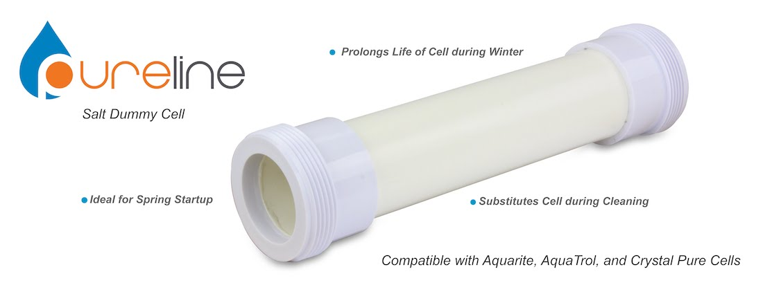 PureLine Crystal Pure and AquaRite Dummy Cell