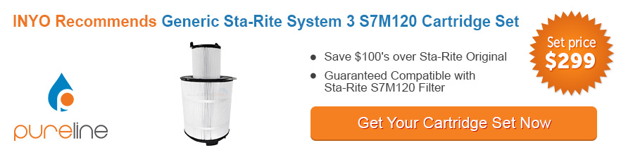 Sta Rite S7M120 Replacement Cartridge