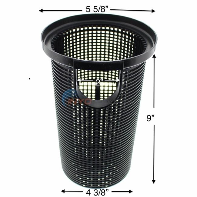 Water Ace Pump Strainer Basket 25061c000 Inyopools Com