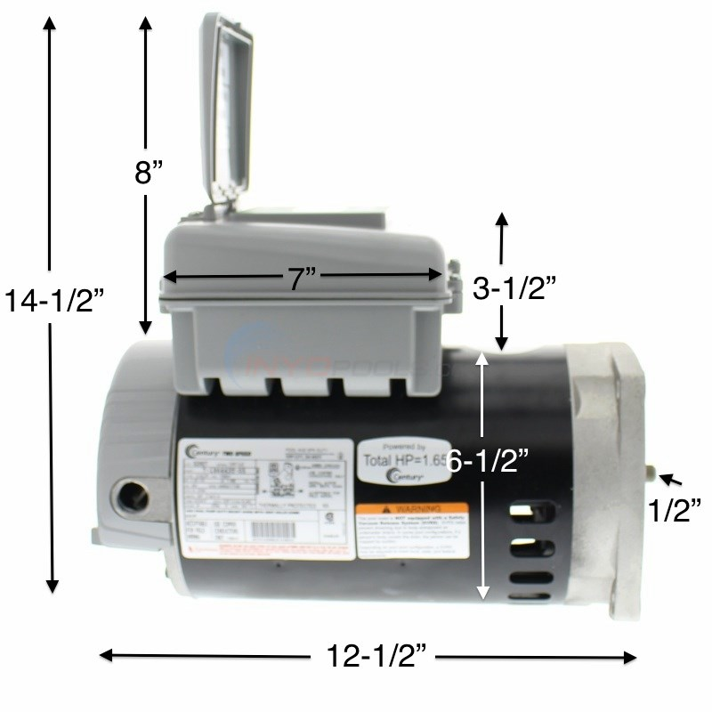 century b2982t dims?format=jpg&scale=both&anchor=middlecenter&autorotate=true&mode=pad&width=650&height=650 a o smith pool motor square flange 1 hp full rate dual speed w  at aneh.co