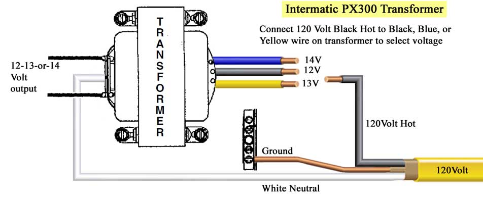 wiring a light transformer online schematic diagram u2022 rh holyoak co 240 to 110 Transformer Wiring Step Down Transformer Wiring Diagram