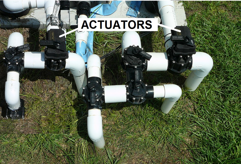 How To Sync Pool Valve Actuators Inyopools Com