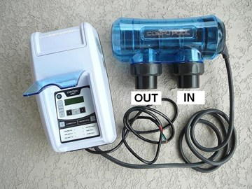 how to install an in line salt chlorine generator 12 volt wiring supplies