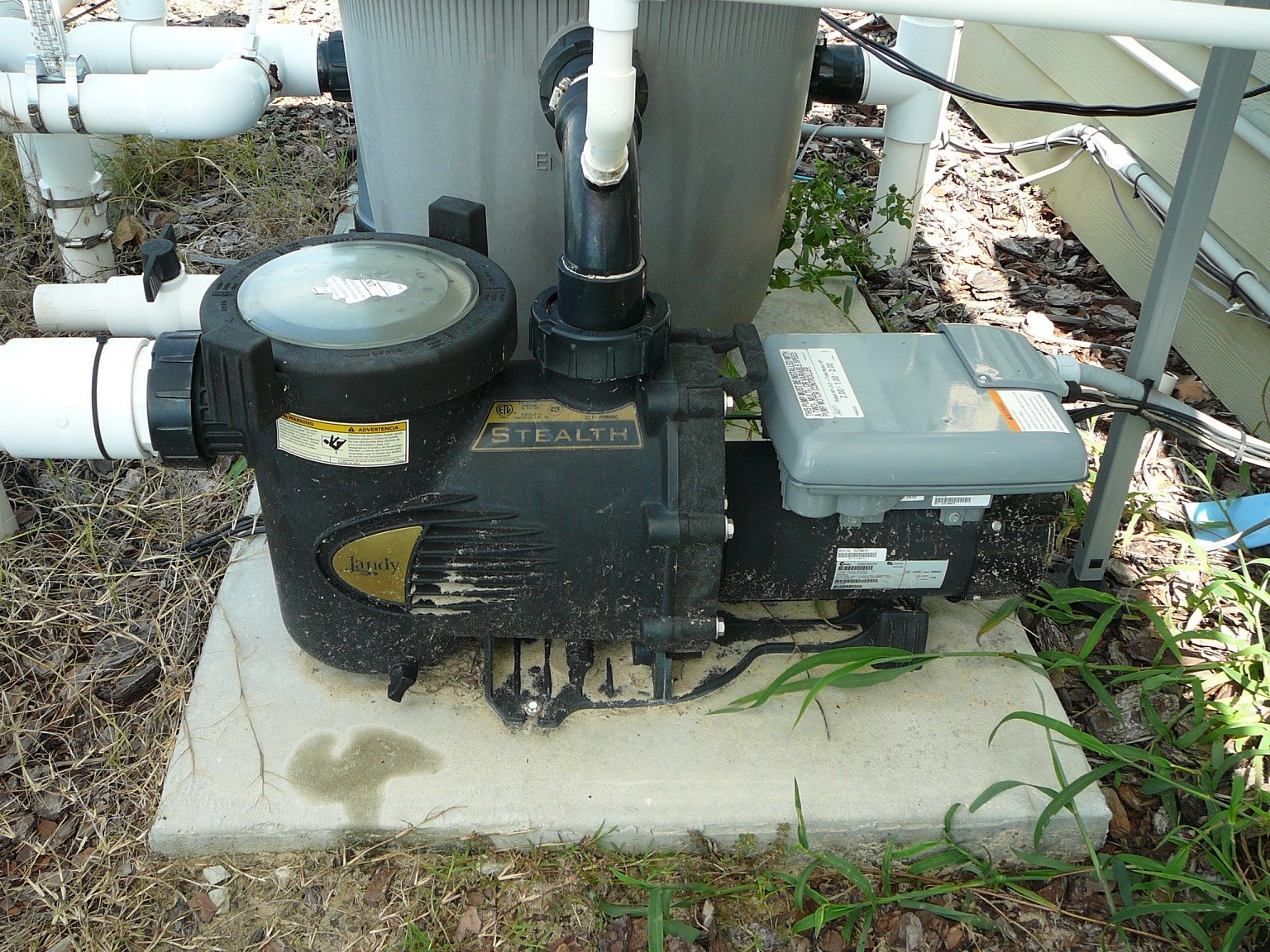 How To Replace A Jandy 2hp Vs Pool Pump Inyopools Com
