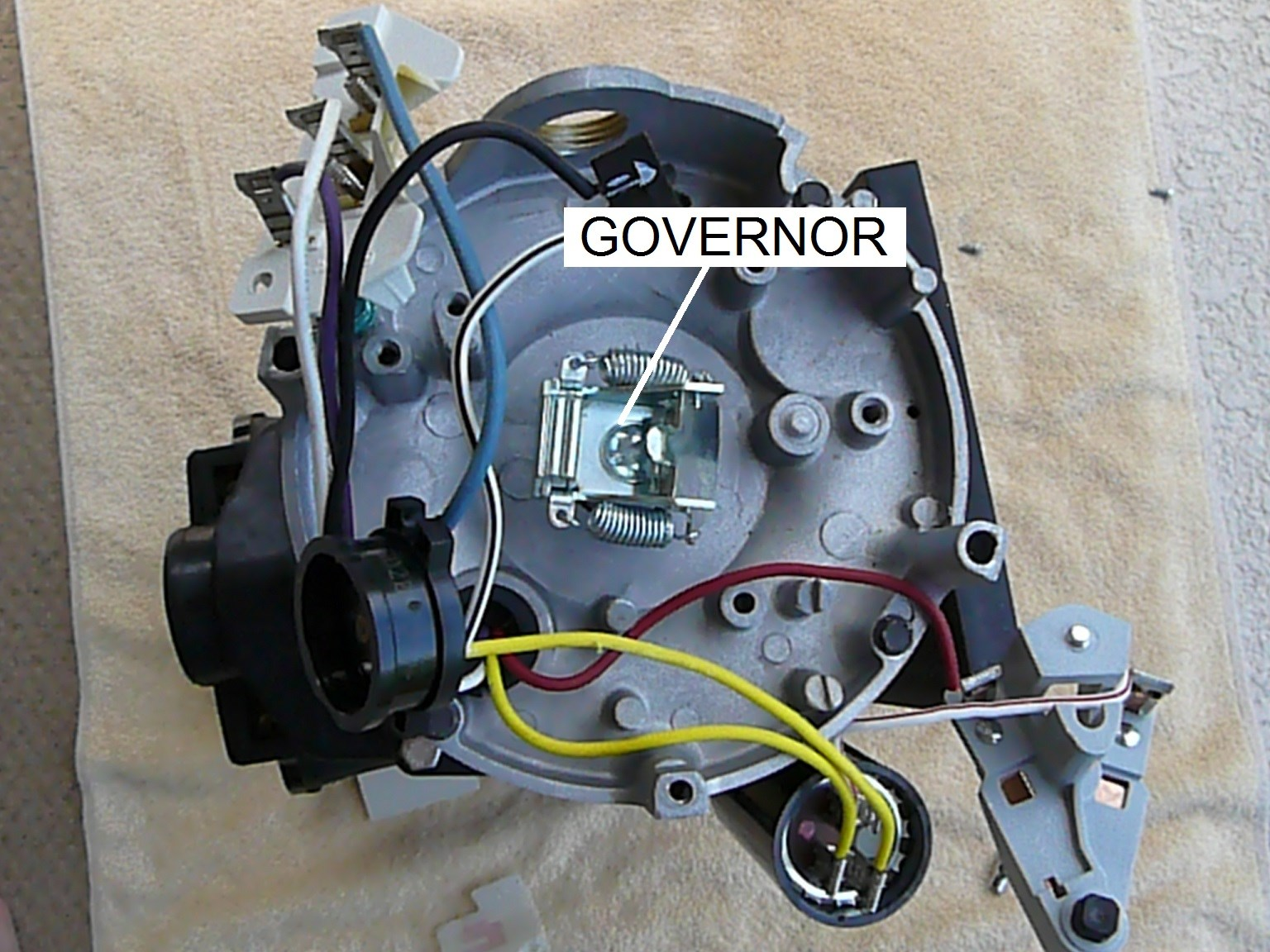 How To Replace The Governor On An Ao Smith Motor