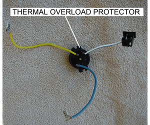 How To Replace the Thermal Overload Protector on an AO Smith