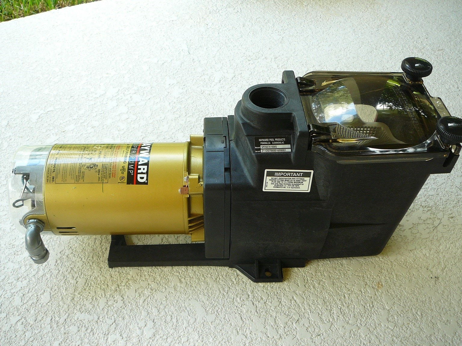 How a pool pump works inyopools this page provides a short tutorial on the main parts of a pool pump and how a pool pump works this example describes a hayward super ii pump but the pool sciox Image collections