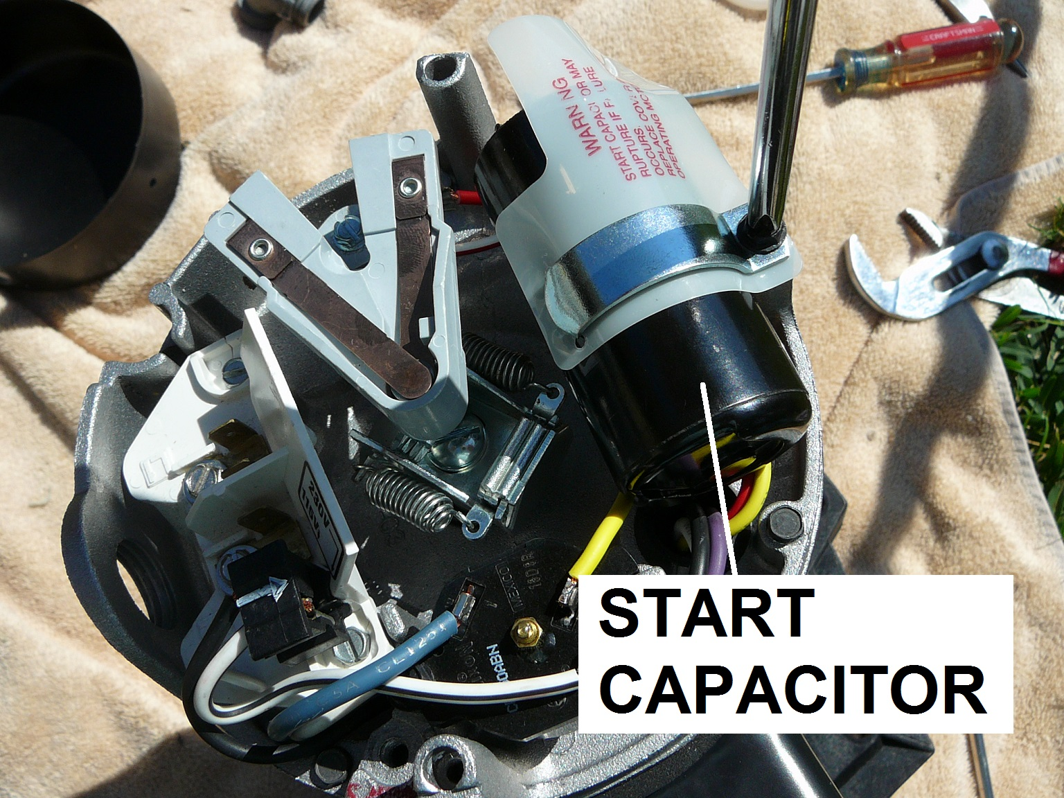 Pool Pump Capacitor Wiring Diagram Swimming Hayward How To Select The Right For Your
