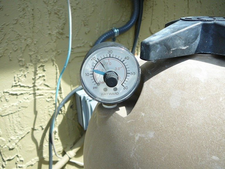 how to reduce high pressure in your pool system - inyopools.com