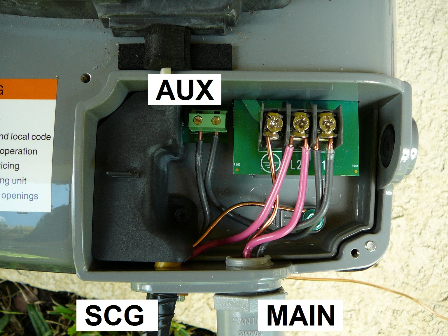 how to wire a 230v scg to a century variable speed 270 motor A Deep Well Pump Wiring