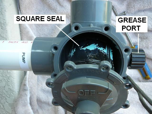 How To Replace A Broken Grease Fitting On Your Diverter