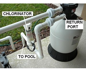 How do i hook up my pool pump