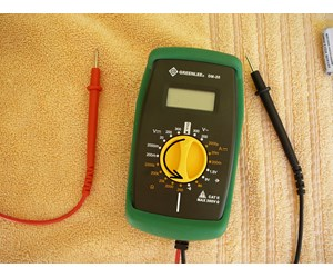 How To Use a Multimeter to Test a Pool Pump Motor - Winding