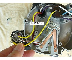 How To Replace AO Smith Motor Parts - Overview - INYOPools.com A O Smith Motors Wiring Diagram on