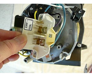 How to replace the terminal board on an ao smith motor for Changing pool pump motor