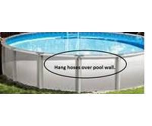 Pool Pump Basket Ring Seal