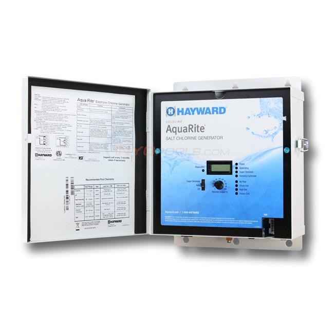 how to wire a hayward aquarite on 115v inyopools com rh inyopools com Ao Smith Motor Wiring Diagram Polaris Ranger Wiring Diagram