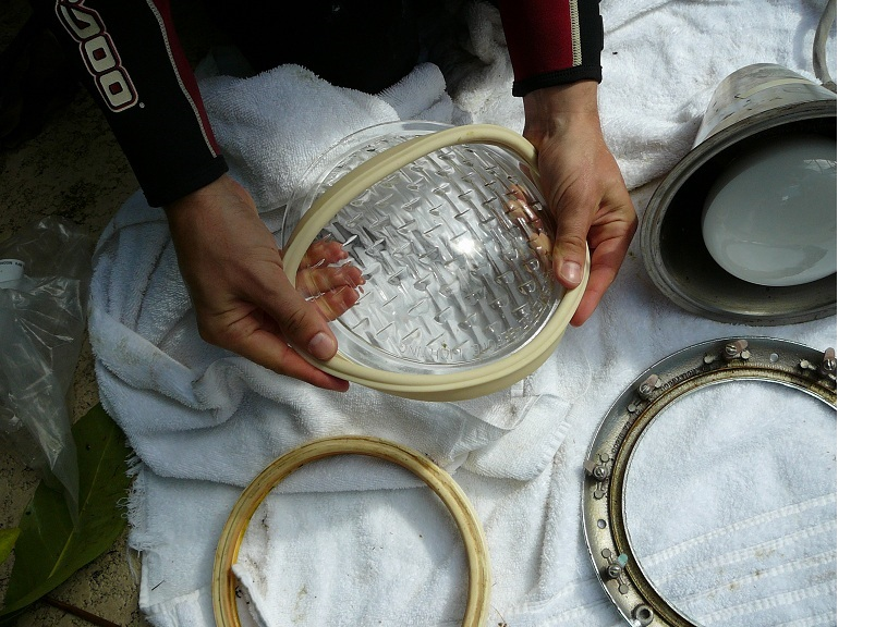 The Purpose Of A Gasket In A Pool Light Fixture Is To Seal The Light Bulb  From The Pool Water Inside The Light Fixture. Many Bulbs Fail Because The  Gasket ... Photo Gallery