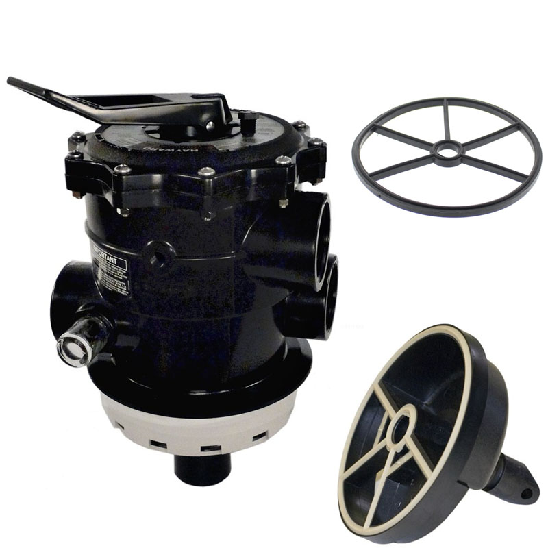 Hayward S166T Pro-Series Above Ground Swimming Pool Sand Filter /& SP0714T Valve