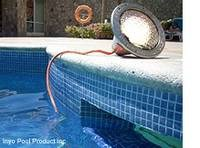 how to replace a pool light bulb - inyopools, Wiring diagram