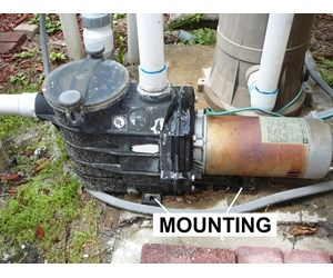 How to troubleshoot a pool pump motor motor noisy for Pool pump motors troubleshooting