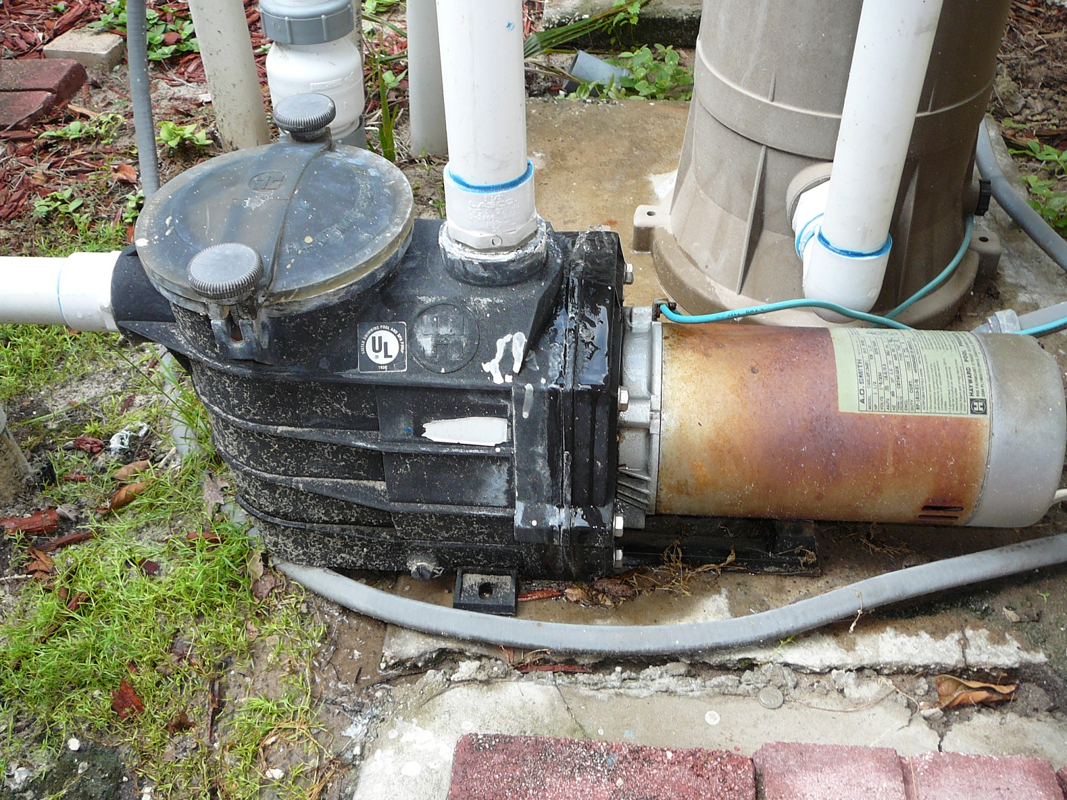 Pool Pump Wiring Switch
