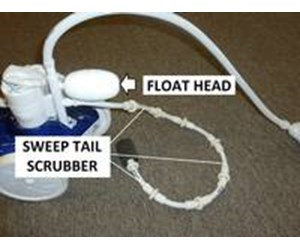 How To Replace A Polaris Pool Cleaner Sweep Tail Scrubber