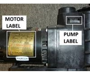 How to Read an AO Smith Pool Motor Label - INYOPools.com Magnetek Motor Wiring Diagram Bf on