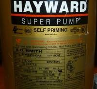 How To Read A Hayward Pool Motor Label Inyopools Com