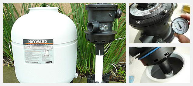 How To Install a Pool Sand Filter INYOPoolscom