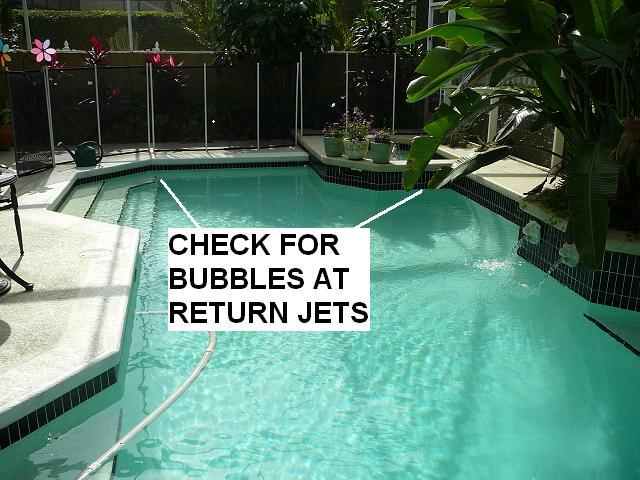 how to identify and correct air leaks inyopools com rh inyopools com