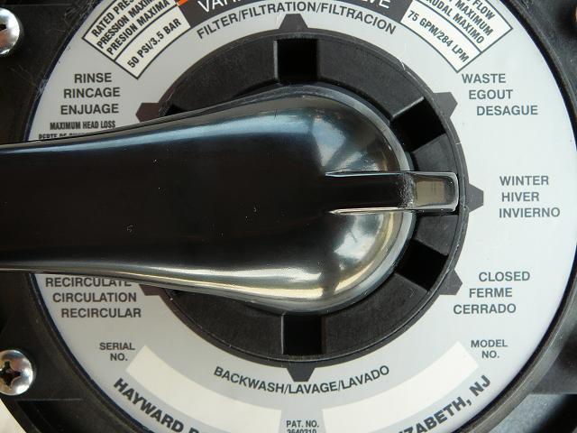 how a multiport valve operates inyopools com rh inyopools com Pool Filter Hook Up Diagram Hayward Pool Filter Sand Change