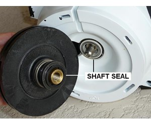 How To Replace a Pool Motor Shaft Seal - INYOPools com