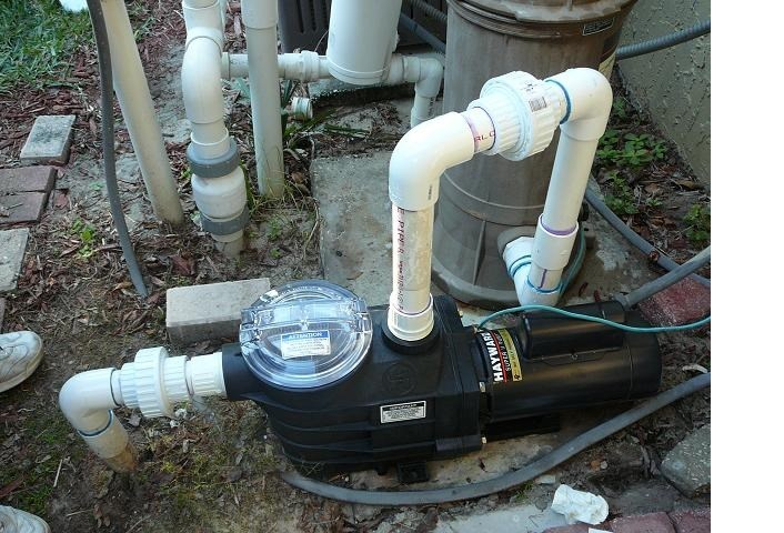 hook up pool pump Connect a pump to a swimming pool if you need to add or replace a pump on your pool, the pump should be rated for your pool's size.