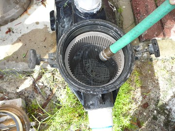 How to prime a pool pump - Swimming pool pump and filter diagram ...