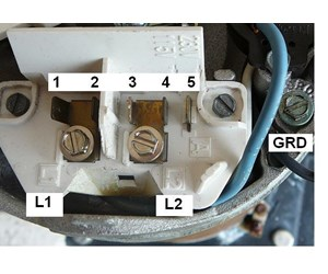 how to wire a pool pump com step 7