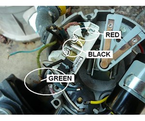 how to replace the motor on your pool pump. Black Bedroom Furniture Sets. Home Design Ideas