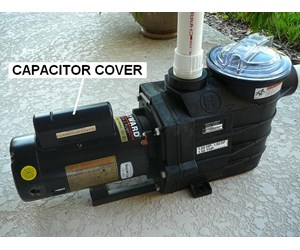 How To Replace A Pool Pump Capacitor Inyopools Com