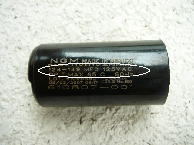 How To Select The Right Capacitor For Your Pool Pump Motor. Step 1 Capacitor. Wiring. Cbb65a Capacitor Wire Diagram At Scoala.co
