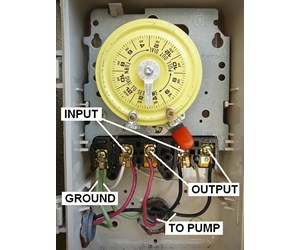 how to use a multimeter to test a pool pump motor. Black Bedroom Furniture Sets. Home Design Ideas