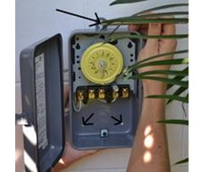 how to install an intermatic t104 timer inyopools com step 3