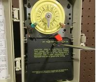 How To Replace an Intermatic T104 Clock Motor