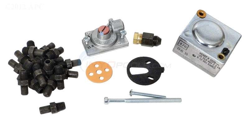 Conversion Kit Nat To Lp 185- 265