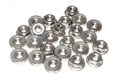 FLANGE NUT KIT